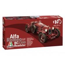 Italeri 4708 - Alfa Romeo 8C 2300 Roadster 1/12