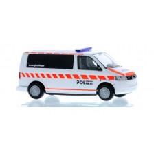 """Rietze 53461 - Volkswagen T5 ´10 """"Kantonspolizei Glarus"""" (CH)"""