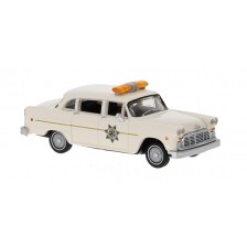 Brekina 58940 - Checker Cab, Arizona State Trooper, Police Car