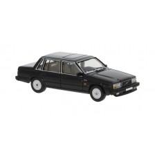 Brekina PCX870110 - Volvo 740, schwarz, 1984