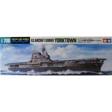Tamiya 31712 - USS Yorktown (CV-5) 1/700