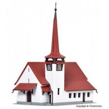 Kibri 36815 - Kirche Kandersteg