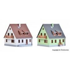 Kibri 36829 - Siedlungshaus am Steinweg, 2 Stück