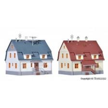 Kibri 36830 - Siedlungshaus am Wallfahrtsweg, 2 Stück