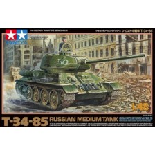 Tamiya 32599 - Russian Medium Tank T-34-85 1/48