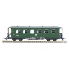 Bemo 3021810 - DR 970-324 Traglastenwagen