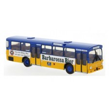 Brekina 50802 - Mercedes O 305 Stadtbus, Kaiserslautern - BBK, 1972