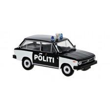 """Brekina 27630 - Volvo 66 """"Politi"""" N"""