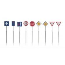 Artitec 387.263 - NL-verkeersborden: voorrang, richting 9 stuks
