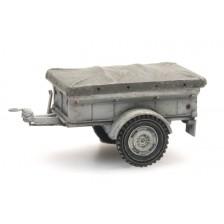 Artitec 387.304 - NL aanhanger Nekaf 1/4 ton UNIFIL