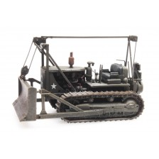 Artitec 387.338 - US army bulldozer d7 WW II