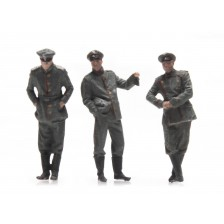 Artitec 387.358 - WW I Duitse officieren 3 Fig.