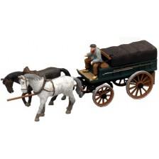Artitec 387.65 - Boerenwagen met dekzeil