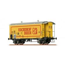 Brawa 47887 - SBB Gedeckter Güterwagen K2