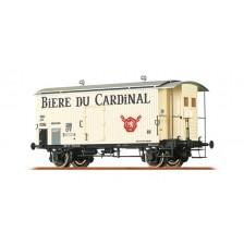 Brawa 47883 - SBB Gedeckter Güterwagen K2