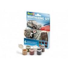Revell 39066 - Weathering Set (6 Pigmenten)