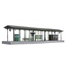 Kibri 39564 - Bahnsteig Zell an der Mosel