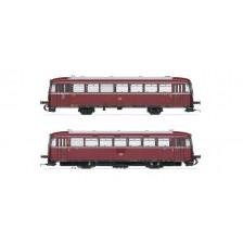 Marklin 39978 - DB Triebwagen Baureihe VT 98.9 + Steuerwagen Baureihe VS 98