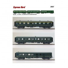 LS Models 40326 - SNCF 3-tlg. Set Express Nord