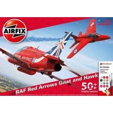 Airfix A50159 - Red Arrows 50th Display Season Gift Set 1/48