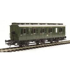 Lenz 41161-01 - DB Preußische Abteilwagen Bauart B3 ohne Bremserhaus