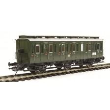 Lenz 41163-01 - DB Preußische Abteilwagen Bauart C3 ohne Bremserhaus