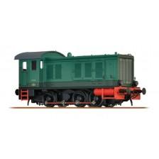 Brawa 41628 - SNCB Diesellokomotive Baureihe 231 (DC)
