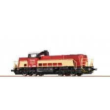 Brawa 42736 - HZL Diesellokomotive Baureihe 265 Gravita (DC Analog BASIC+)