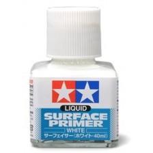 Tamiya 87096 - Liquid Surface Primer White 40ml