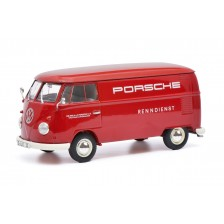 Schuco 450785300 - VW T1 Kastenwagen PORSCHE