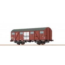 "Brawa 47281 - DB Ged. Güterwagen Gbs 245 ""Rowenta"""