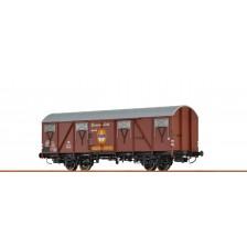 "Brawa 47283 - DB Ged. Güterwagen Glmhs 50 ""OSRAM"""