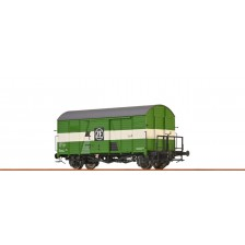 """Brawa 47980 - Ged. Güterwagen Glm 200 """"ZF Bahnhofswagen"""""""
