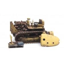 Artitec 487.601.01 - Bulldozer D7 verroest (RIP-Serie)