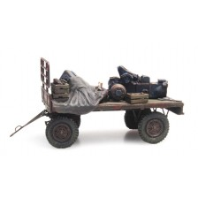 Artitec 487.601.03 - Hooiwagen verroest (RIP-Serie)