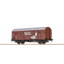 "Brawa 48740 - DB Ged. Güterwagen Glr 22 ""Tefal"""