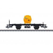 Marklin 48953 - SNCB Behältertragwagen für Mittelcontainer