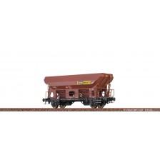 Brawa 49536 - DR Güterwagen Eds-u Ommstu, IV, Rekord