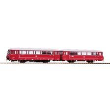 """Piko 52882 - DR Dieseltriebwagen VT 2.09 """"Ferkeltaxe"""" (DCC Sound)"""