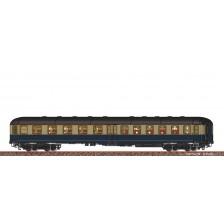 Brawa 58020 - DB Personenwagen AByl 411, IV, DC B+ LED