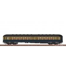 Brawa 58023 - DB Personenwagen Byl 422, IV, DC B+ LED