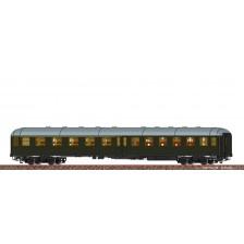 Brawa 58024 - DB Personenwagen ABymgf-51, III AC B+ LED
