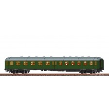 Brawa 58028 - DB Personenwagen ABymb 411, IV AC B+ LED