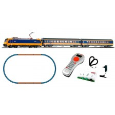Piko 59005 - SmartControl light Set Personenzug BR 186 NS Intercity mit 2 Personenwagen