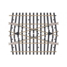 Marklin 59094 - Middendeel dubbel kruisingswissel