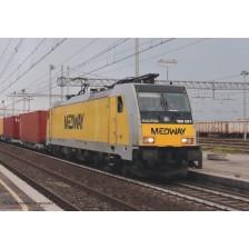 Piko 59771 - Medway Elektrolokomotive Baureihe 186 (DCC Sound)
