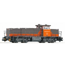 Piko 59820 - Locomotives Pool Diesellokomotive Baureihe G 1206 (AC)