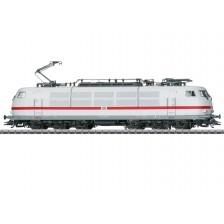 "Trix 25050 - DB-AG Elektrolokomotive Baureihe 103.1 ""Messe-Lok-2021"" (DCC Sound)"