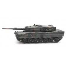 Artitec 6160075 - Bundeswehr Leopard 2A2 Eisenbahntransport