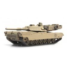 Artitec 6160078 - M1A1 Abrams Desert N
